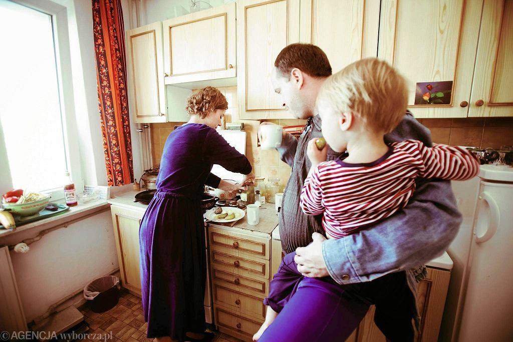 W czasie eksperymentu nauczyłam się, jak w kuchni zrobić