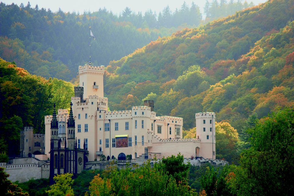 Zamek Stolzenfels