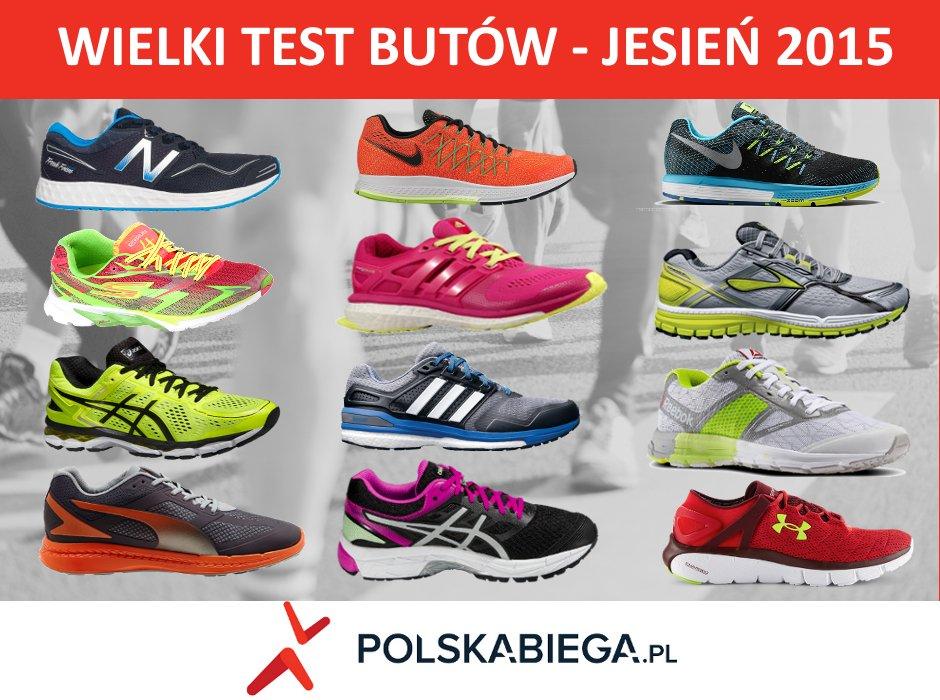 Buty do biegania męskie: Nike, Adidas, Asics sklep