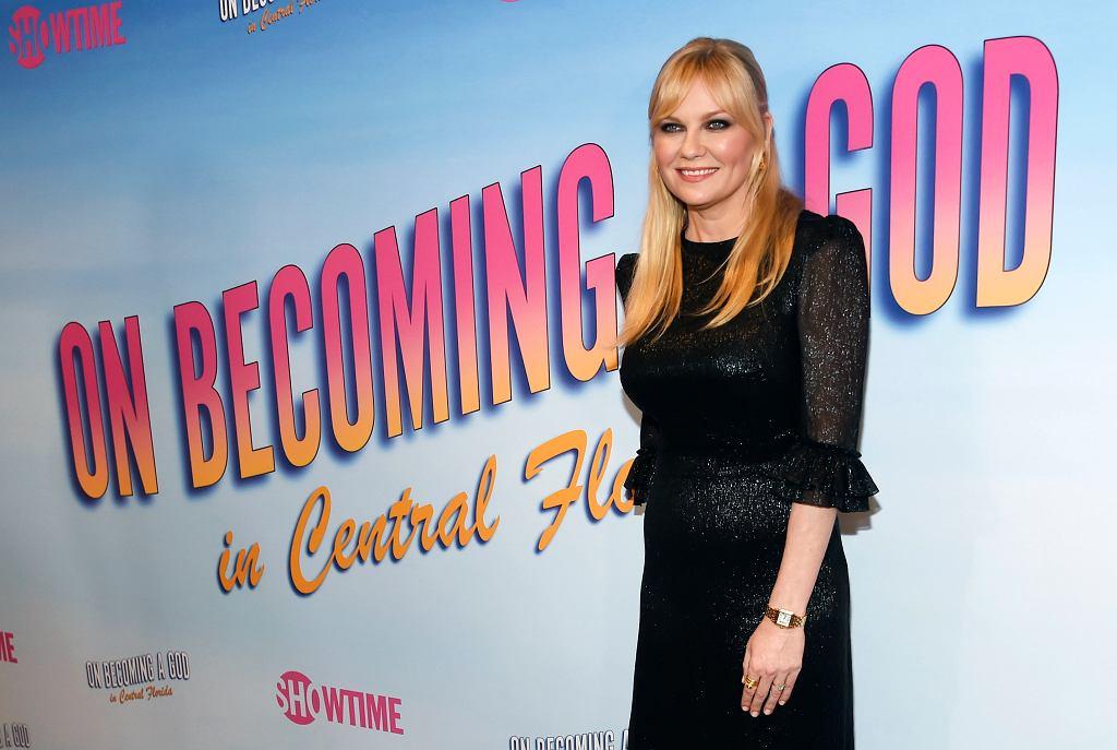 Kirsten Dunst przyznała, że nie czuje presji, by szybko wrócić do formy po porodzie