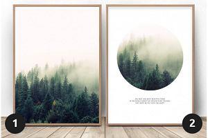 Zestawy plakatów, gotowe kompozycje - dlaczego warto je wybrać?
