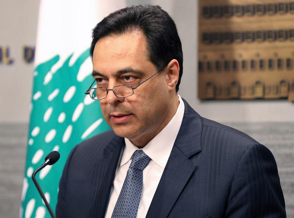 Premier Hassan Diab