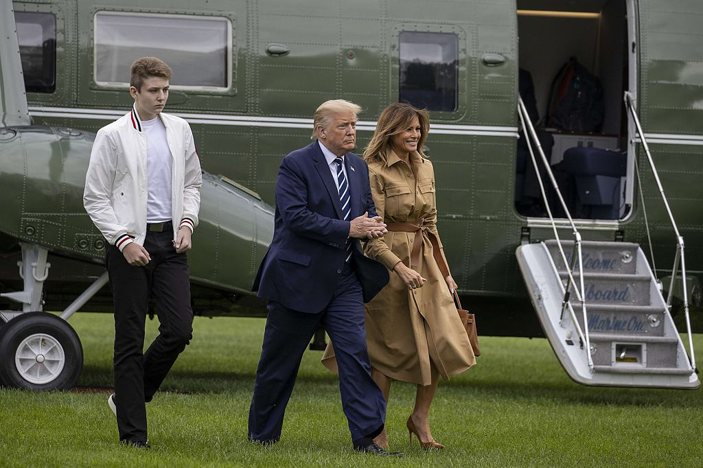 Rodzina Trumpów