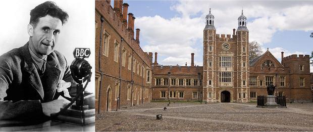 George Orwell napisał słynny esej o szkołach z internatem (fot: Shutterstock.com)