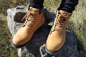 Outdoorowe buty marki Big Star idealne na jesień! Trapery i trekkingi