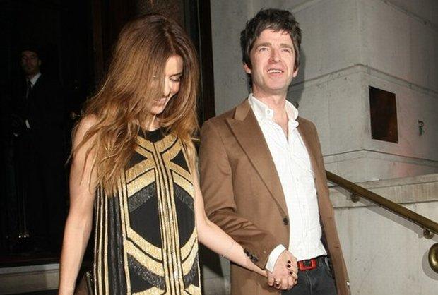 Sara MacDonald i Noel Gallagher