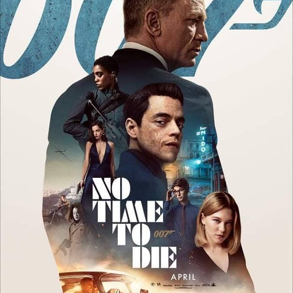 James Bond - No Time To Die