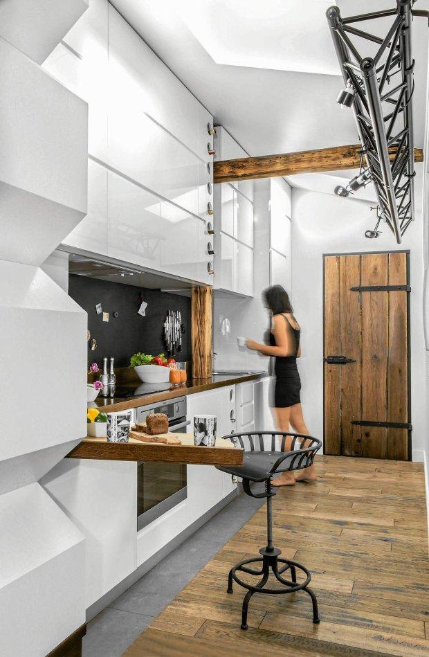 Kuchni Z Dolnymi Szafkami Budowa Projektowanie I Remont