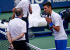 """Novak Djoković odniósł się do dyskwalifikacji z US Open. Wrzucił post na Instagrama. """"Czuję się pusty w środku"""""""