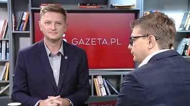 Andrzej Rozenek w Gazeta.pl