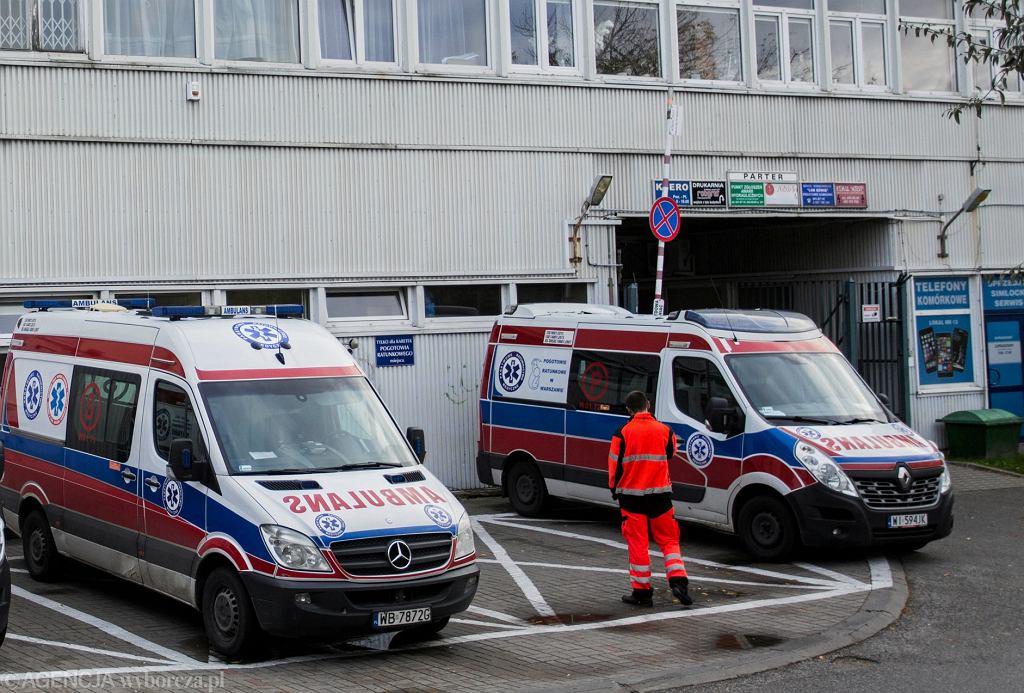 Stacja pogotowia ratunkowego (zdjęcie ilustracyjne)