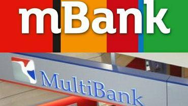 """Multibank został """"pochłonięty"""" przez mBank"""
