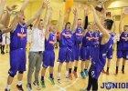 Biofarm Basket Junior Poznań młodzieżowym wicemistrzem Polski w koszykówce