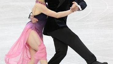 Natalia Kaliszek i Maks Spodyriew