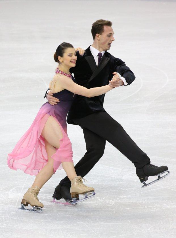 Zdjęcie numer 1 w galerii - Toruńska para łyżwiarska w 1,5 roku osiągnęła poziom światowy