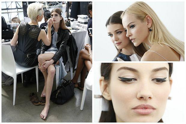 Dior Cruise 2015: Peter Philips tłumaczy, w jaki sposób powstały makijaże z pokazu. Przyglądamy im się z bliska