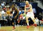 NBA. Marcin Gortat cieszy się na zmiany w Wizards