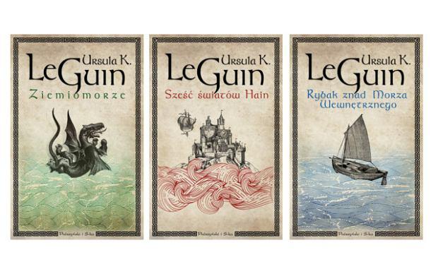 Książki Ursuli Le Guin