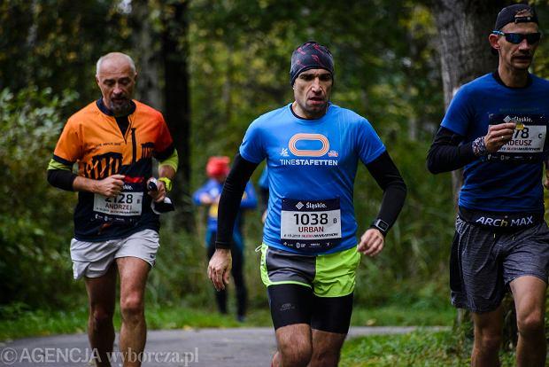 Zdjęcie numer 107 w galerii - Silesia Marathon. Chłód i wiatr niestraszne, rekord pobity! [ZDJĘCIA]