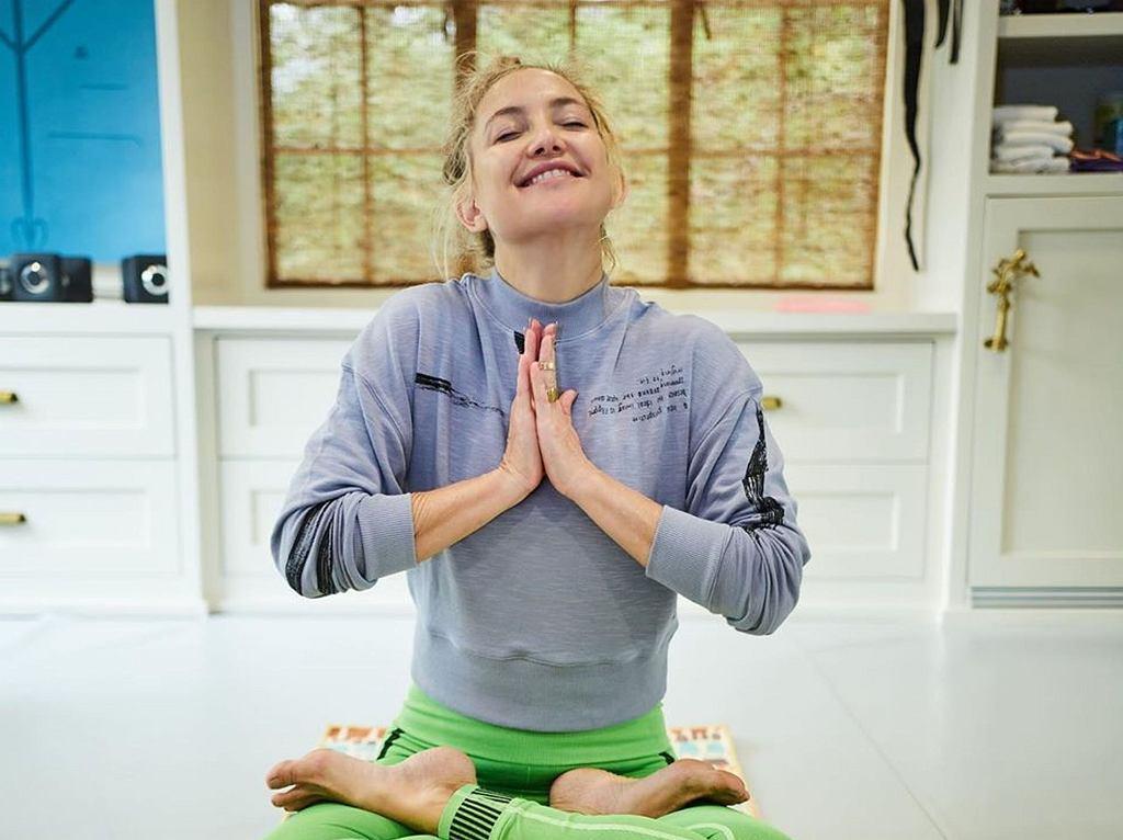 Kate Hudson wykonuje codziennie te ćwiczenia
