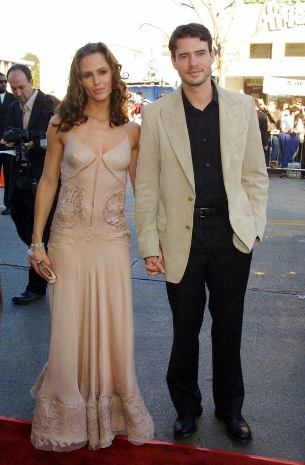 Jennifer Garner i Scott Foley