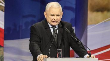 Jarosław Kaczyński. Zdjęcie ilustracyjne