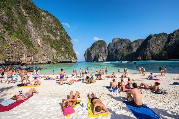 Planujesz urlop w Tajlandii? Sprawdź etykietę kremów przeciwsłonecznych