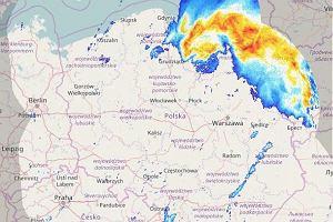Mapa Radarowa Aktualne Wydarzenia Z Kraju I Zagranicy Wyborcza Pl
