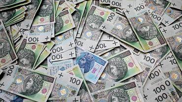 Pieniądze (zdjęcie ilustracyjne)