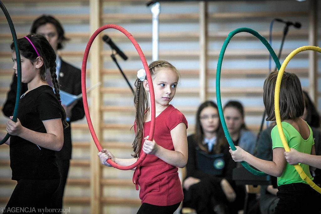 Dlaczego dzieci nie chcą ćwiczyć na lekcjach WF?