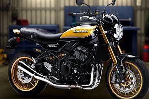Nowość w skórze klasyka. Debiutuje Kawasaki Z900RS SE