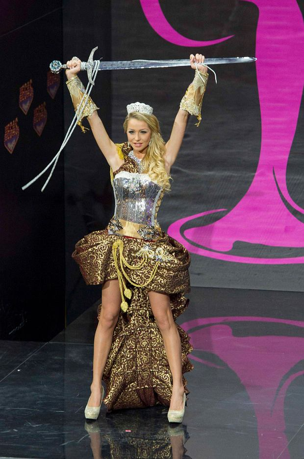 Alexandra Friberg, Miss Szwecji