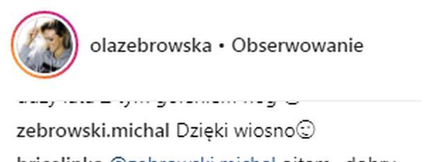 komentarz Żebrowskiego