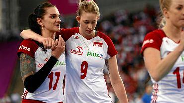 Malwina Smarzek (z lewej) i Magdalena Stysiak na ME w 2019 r.