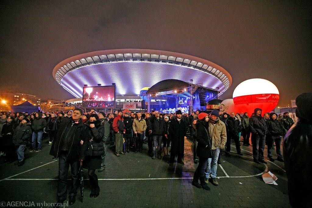27. Finał WOŚP 2019 w Katowicach. Program koncertów