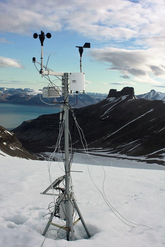 Polscy naukowcy na Spitsbergenie