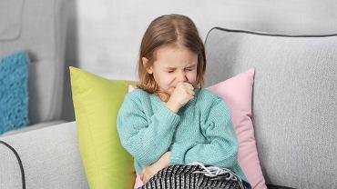 Grypa u dzieci to coś, czego nie powinniśmy lekceważyć