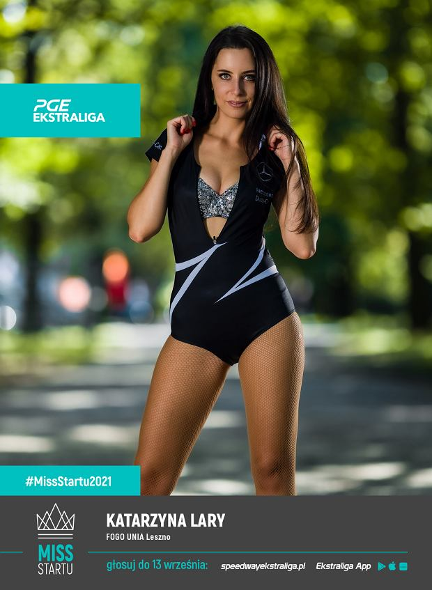 Zdjęcie numer 13 w galerii - Ruszyło głosowanie na Miss Startu PGE Ekstraligi 2021, o tytuł walczy pięć torunianek
