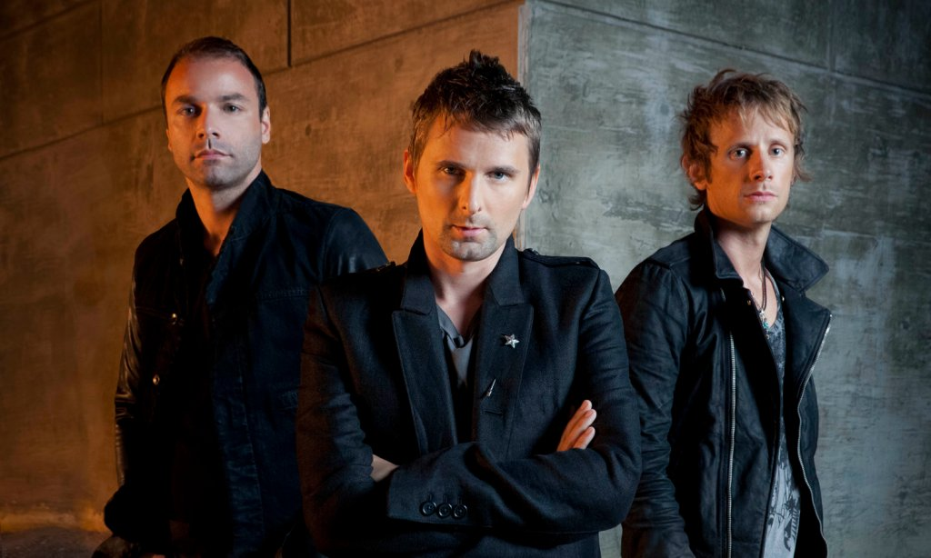 Zespół Muse. Orange Warsaw Festival 2015
