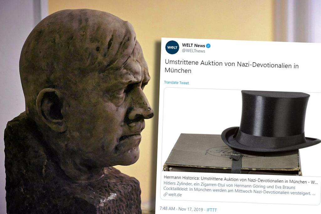 Aukcja memorabiliów nazistów