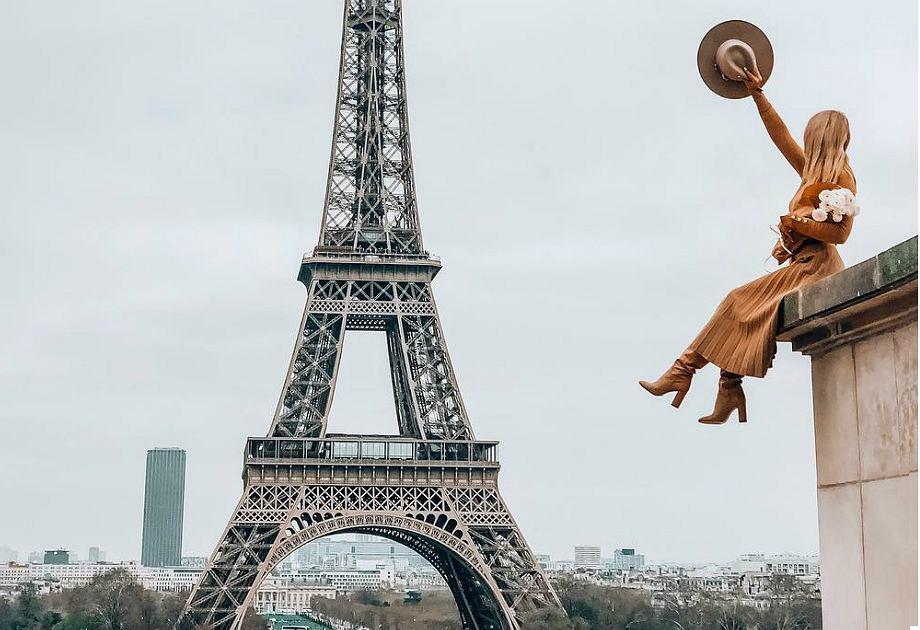 Paryż - stolica mody 'haute couture'