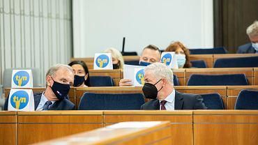 Posiedzenie Senatu, debata o 'lex tvn'