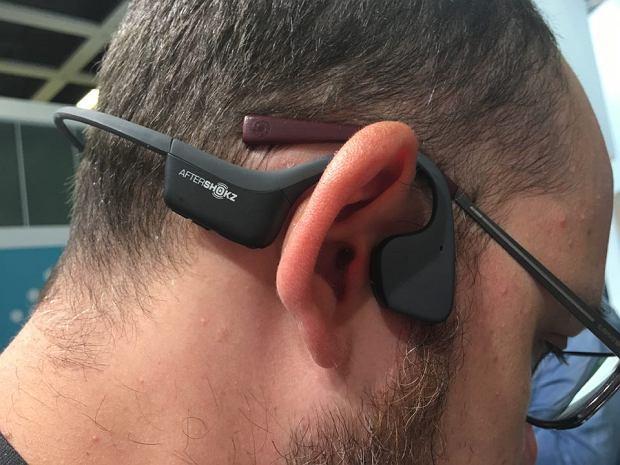 Słuchawki Aftershokz Trekz Air