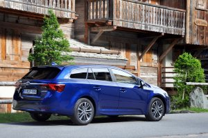 2015 Toyota Avensis Touring Sports 1.6 D-4D