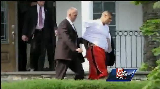 Aaron Hernandez aresztowany