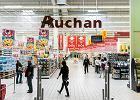 Sieć Auchan dolicza pracownikom 500+ do dochodu. Jest reakcja resortu pracy: pilna kontrola PIP
