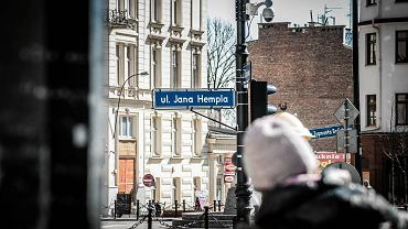 Ulica Jana Hempla w Lublinie wkrótce zmieni nazwę