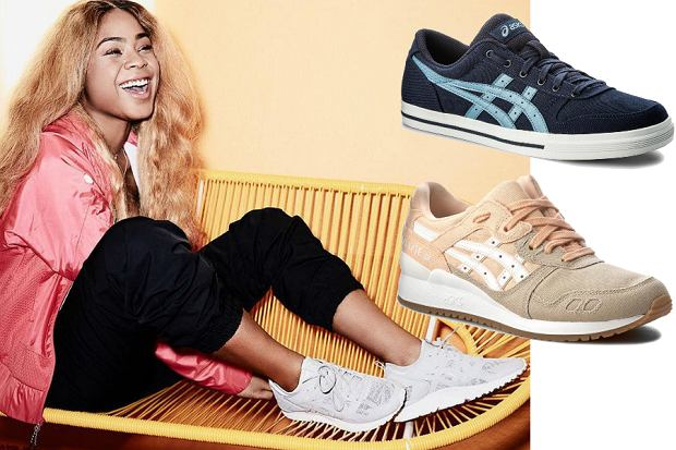 Buty Asics casual