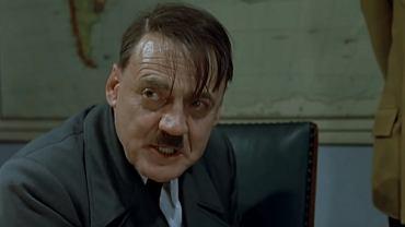 Bruno Ganz w roli Adolfa Hitlera