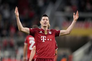 Pięć goli Bayernu! Dwie bramki Lewandowskiego dały początek kanonadzie!